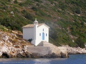 Ermita cerca de Vathý