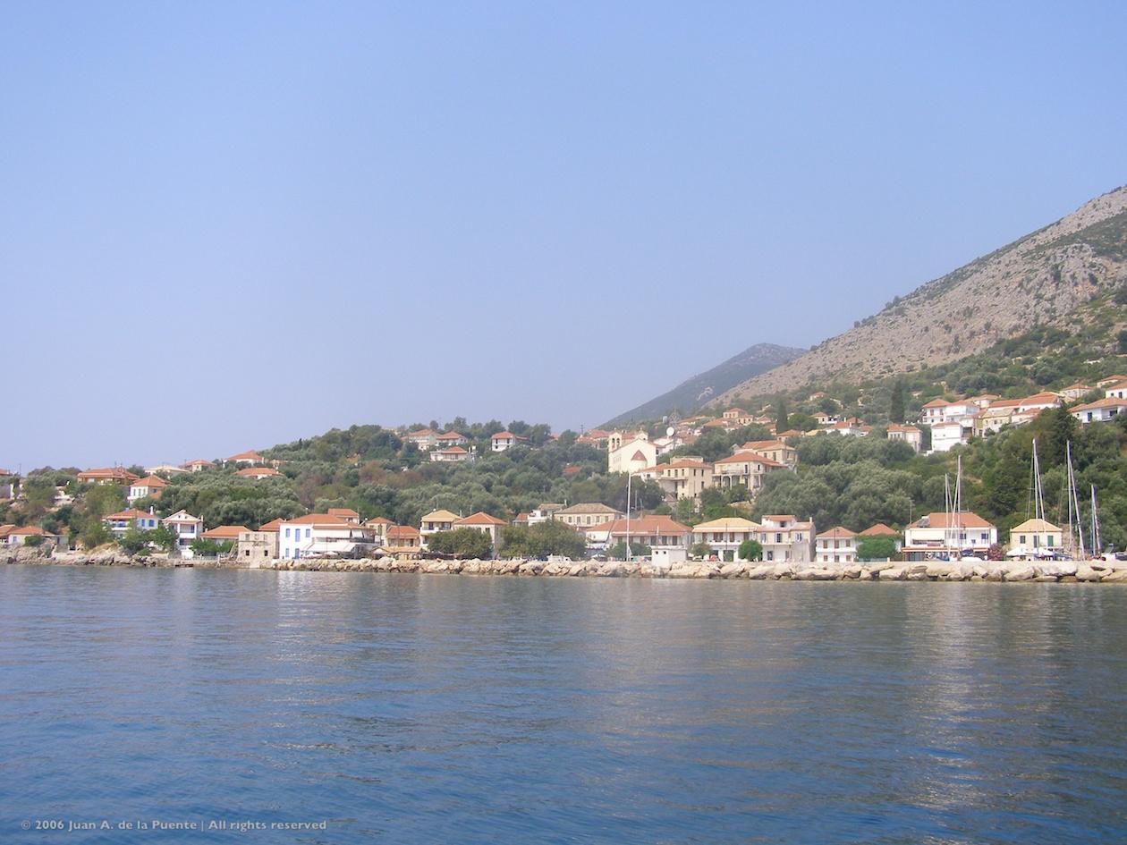 Puerto de Kálamos