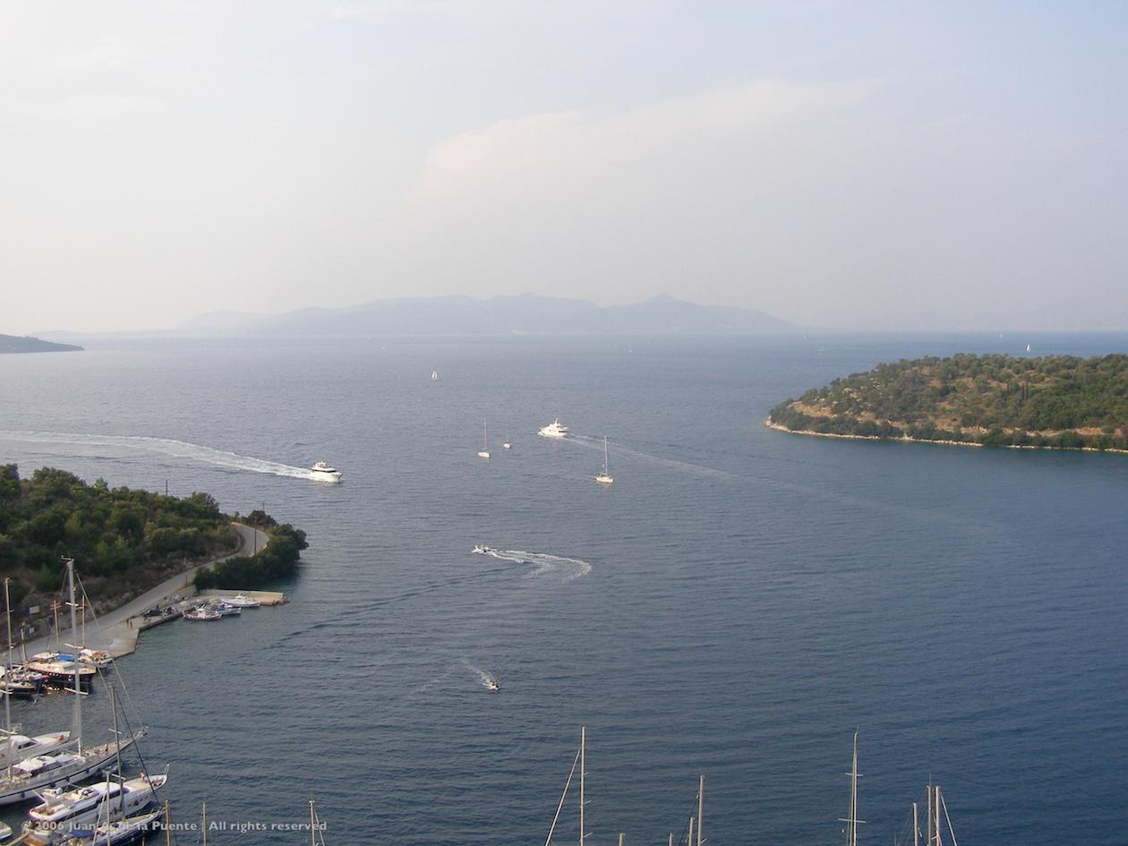 Vista desde Spartakhóri