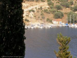 Muelle de Spília desde Spartakhóri